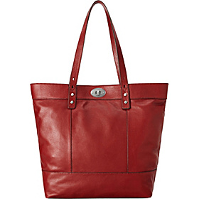 Hunter Tote CLARET RED