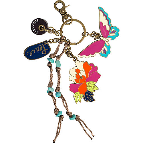 Aqua Flower Power... - $20.00 (Currently out of Stock)