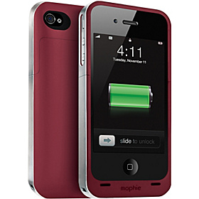 Juice Pack Air for iPhone 4 / 4S (Product) Red