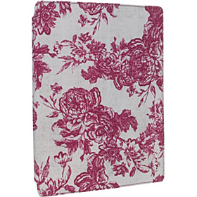 Snapstand for iPad Berrylicious Vintage Floral Canvas