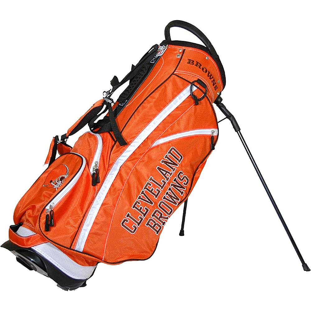 Team Golf USA NFL Cleveland Browns Fairway Stand Bag Orange - Team Golf USA Golf Bags