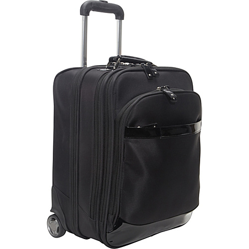 eBags Laptop Collection Chelsea Vertical Laptop Overnighter Black - eBags Laptop Collection Ladies' Business