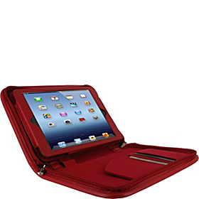 Executive Leather Case for Apple iPad mini Red