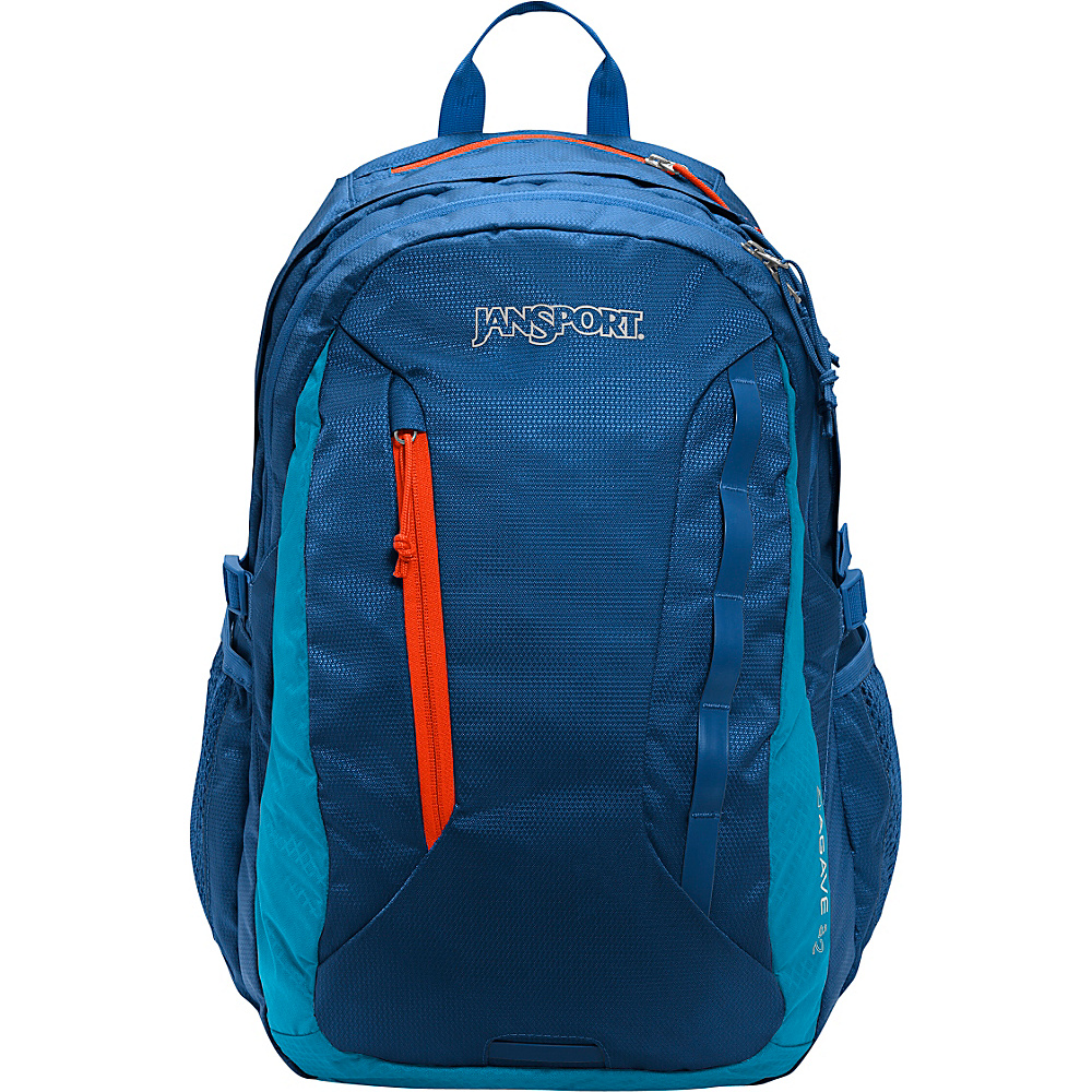 JanSport Agave Laptop Backpack Moroccan Deep / Midnight Sky - JanSport Business & Laptop Backpacks