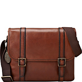 Estate E/W iPad City Bag Cognac