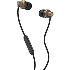 Titan Mic'd Earbuds Copper/ Black