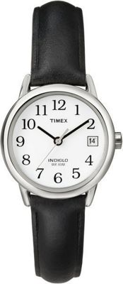 Timex Men's White Dial watch Siver tone and Gold tone - T...