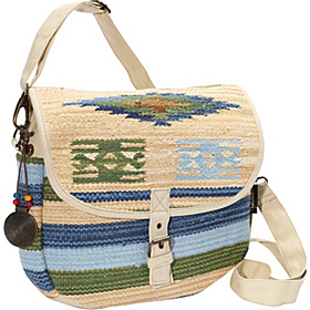 Desert Patina Flap Over Tote Multi