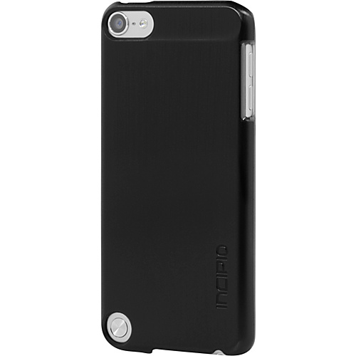 Incipio Feather Shine for iPod Touch 5G Black - Incipio Personal Electronic Cases