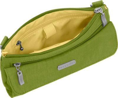 baggallini Plaza Mini Crossbody Charcoal - baggallini Fabric Handbags