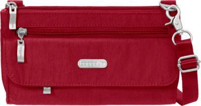 baggallini Plaza Mini Crossbody Apple - baggallini Fabric Handbags