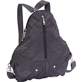 Traverse Backpack Charcoal/Fuschia