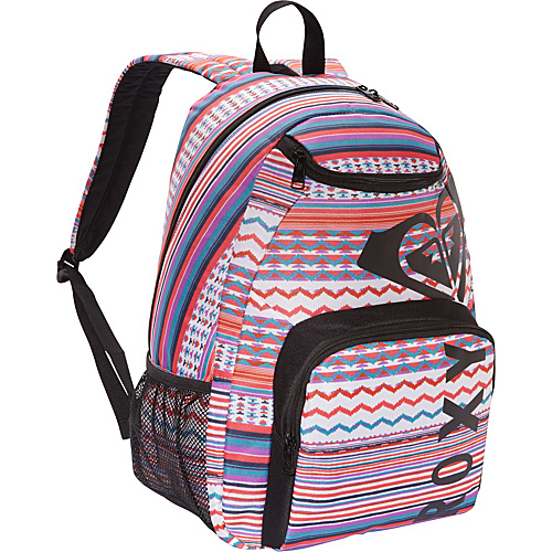 Roxy Shadow View Backpack Sea Spray - Roxy School & Day Hiking Backpacks