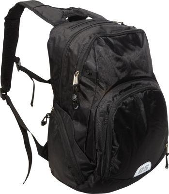 Eastsport Backpack with Electronic and Cooler Pockets Black - Eastsport Business & Laptop Backpacks