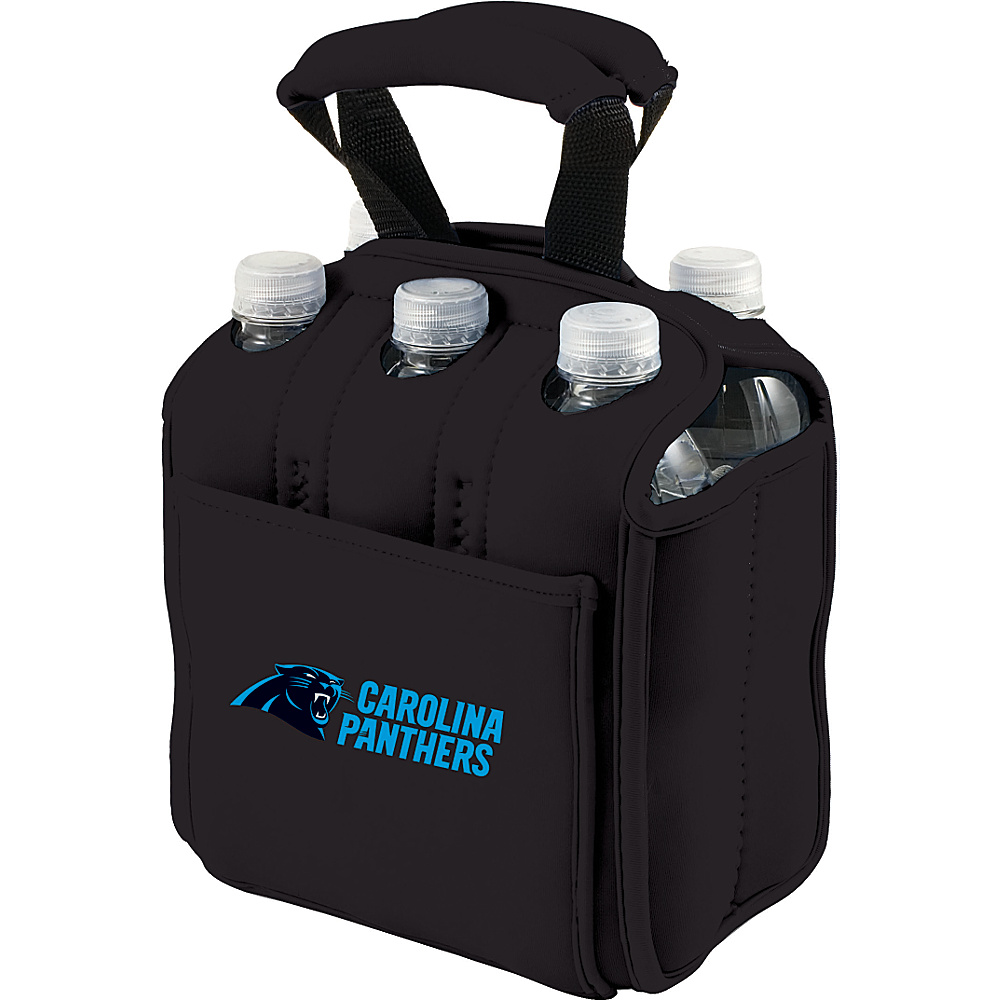 Picnic Time Carolina Panthers Six Pack Carolina Panthers - Picnic Time Outdoor Accessories - Outdoor, Outdoor Accessories