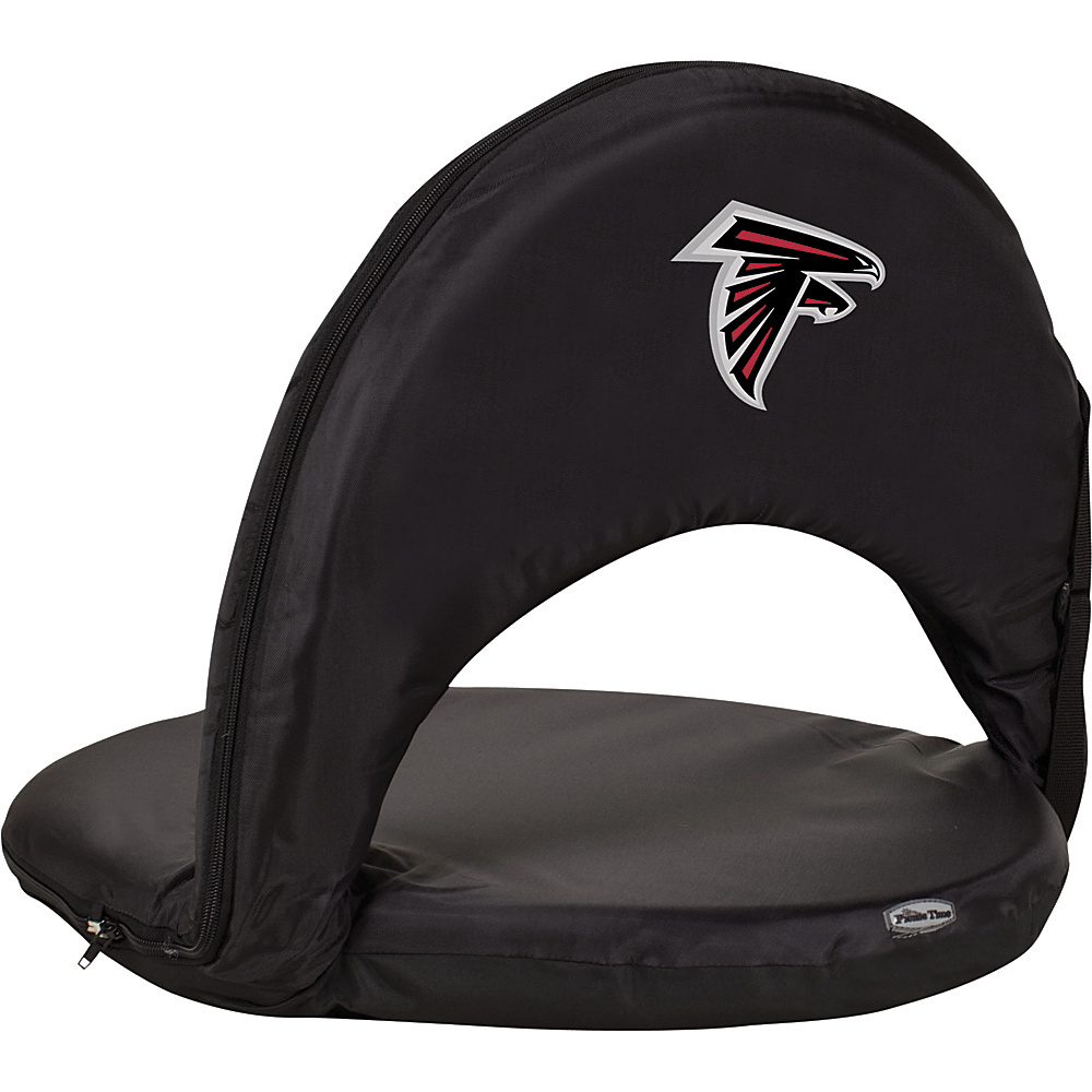Picnic Time Atlanta Falcons Oniva Seat Atlanta Falcons Black - Picnic Time Outdoor Accessories - Outdoor, Outdoor Accessories