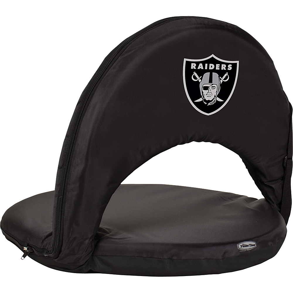 Picnic Time Oakland Raiders Oniva Seat Oakland Raiders - Picnic Time Outdoor Accessories - Outdoor, Outdoor Accessories