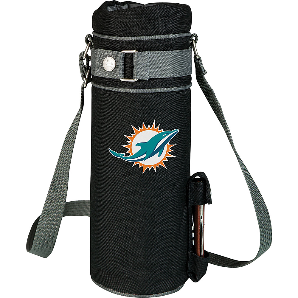 Picnic Time Miami Dolphins Wine Sack Miami Dolphins - Picnic Time Outdoor Accessories - Outdoor, Outdoor Accessories