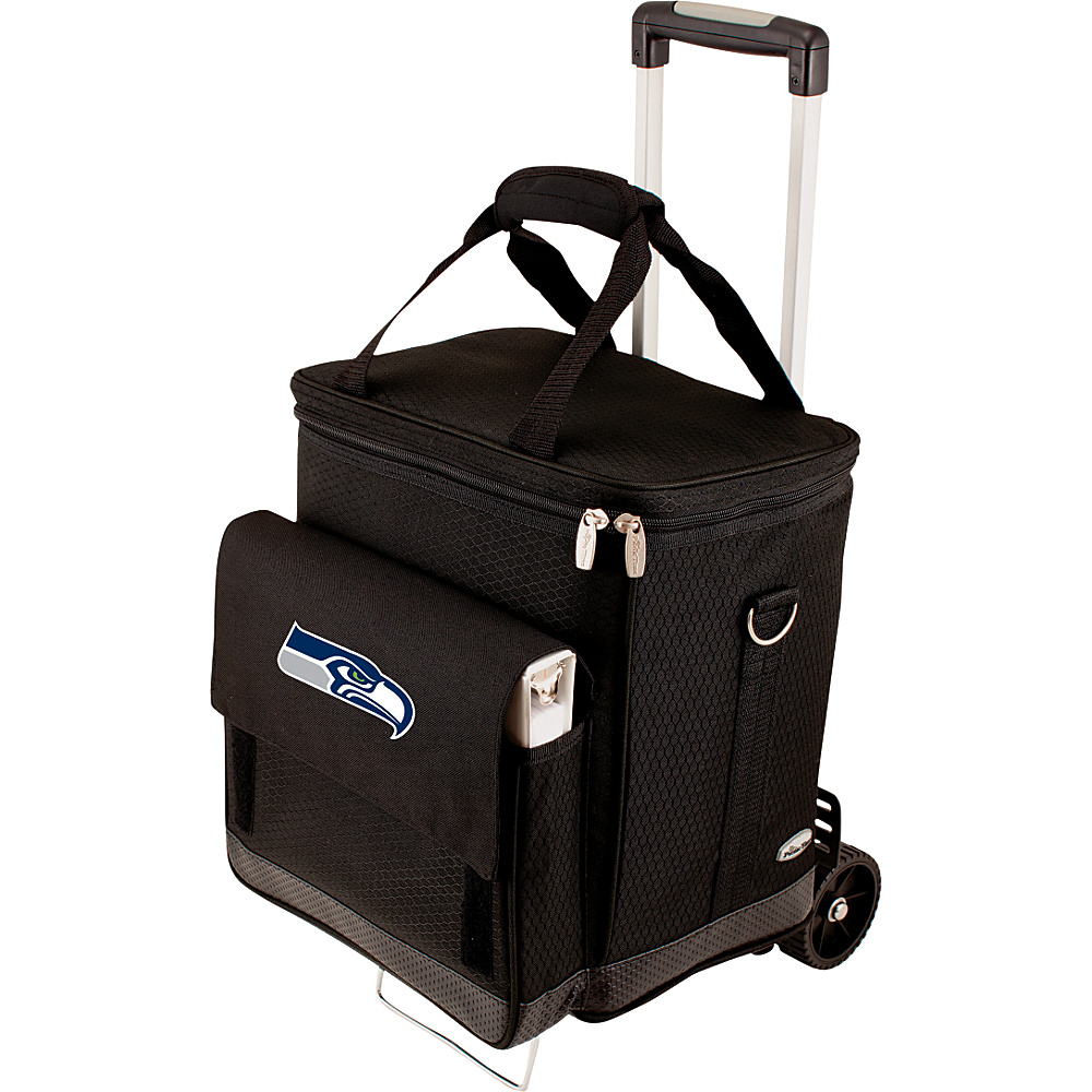 Picnic Time Seattle Seahawks Cellar w/Trolley Seattle Seahawks - Picnic Time Outdoor Coolers - Outdoor, Outdoor Coolers