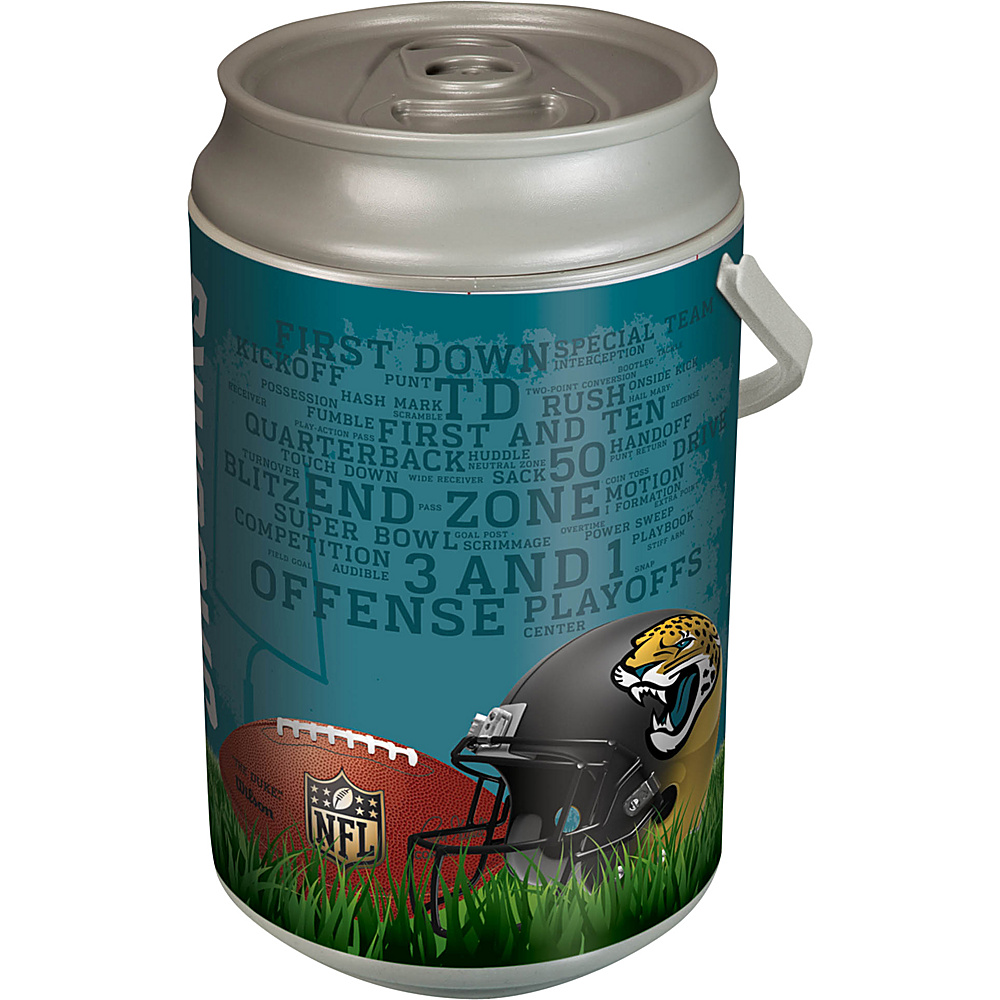 Picnic Time Jacksonville Jaguars Mega Can Cooler Jacksonville Jaguars - Picnic Time Outdoor Coolers - Outdoor, Outdoor Coolers