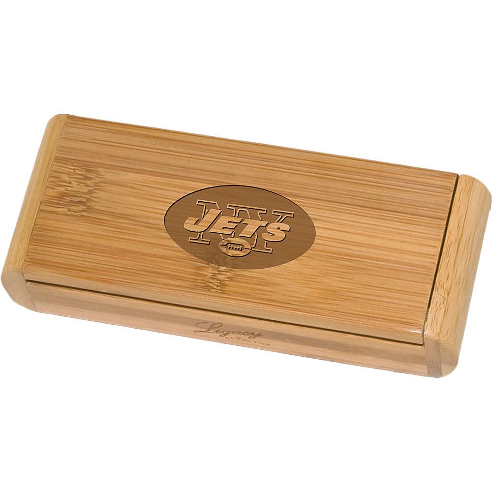 Picnic Time New York Jets Elan Bamboo Corkscrew New York Jets - Picnic Time Outdoor Accessories - Outdoor, Outdoor Accessories