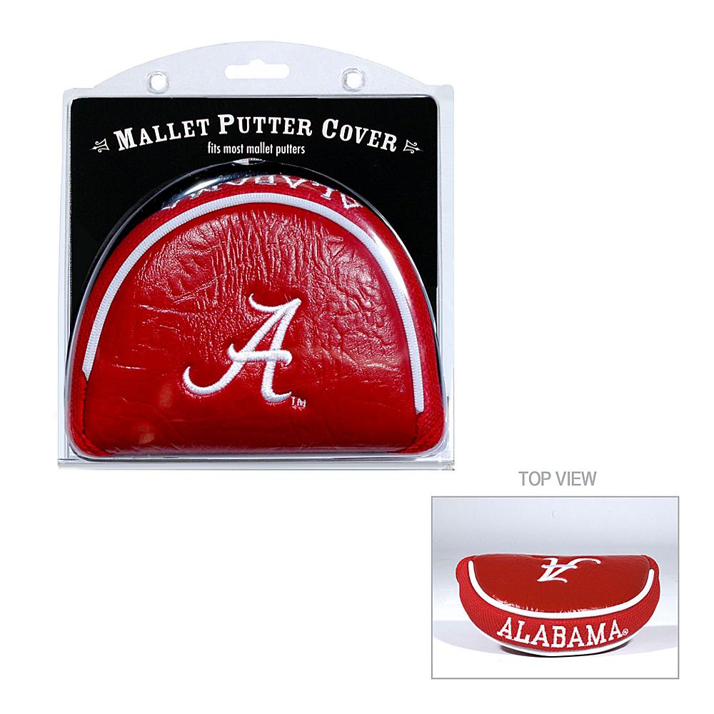 Team Golf USA University of Alabama Crimson Tide Mallet Putter Cover Team Color - Team Golf USA Golf Bags