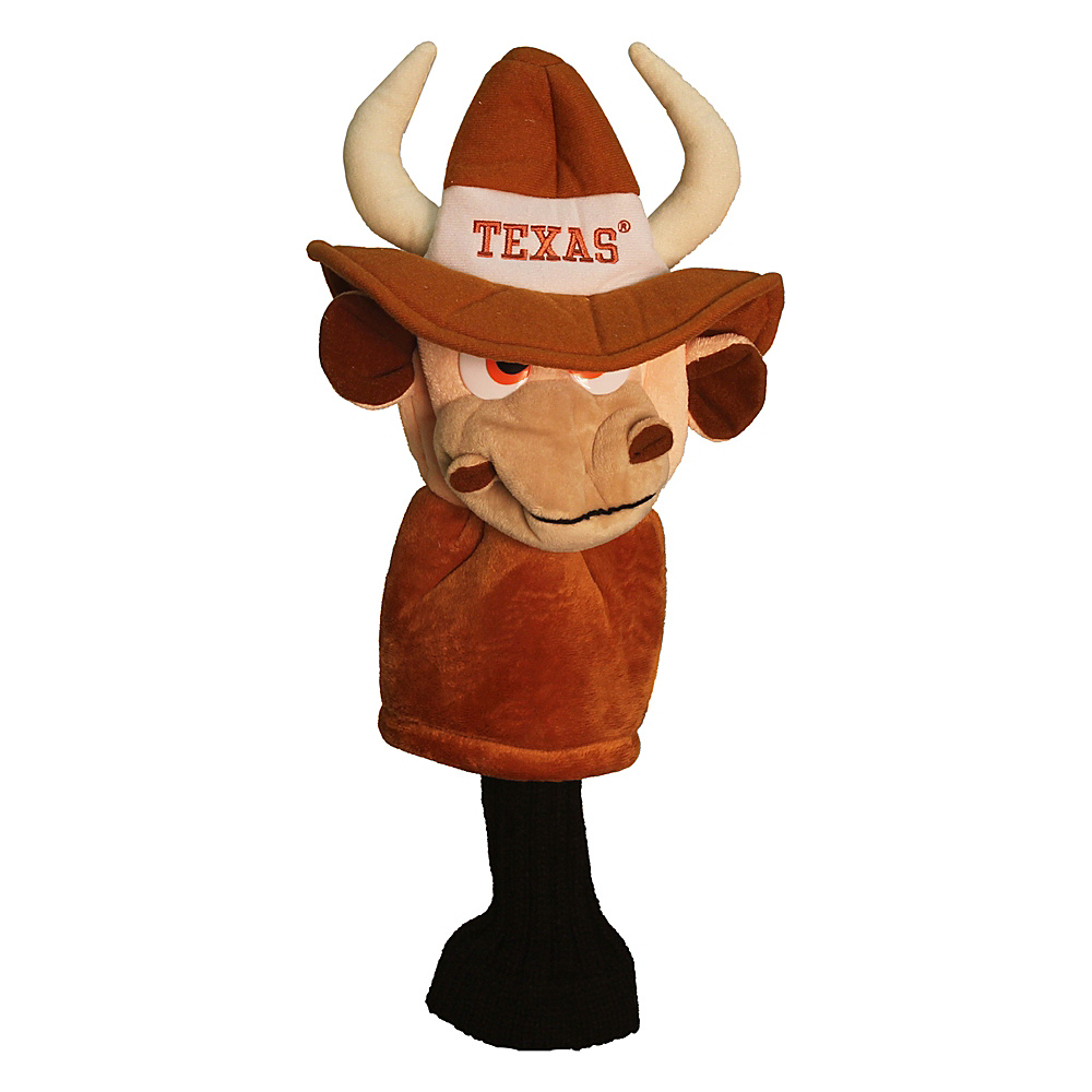 Team Golf USA University of Texas Longhorns Mascot Headcover Team Color - Team Golf USA Golf Bags