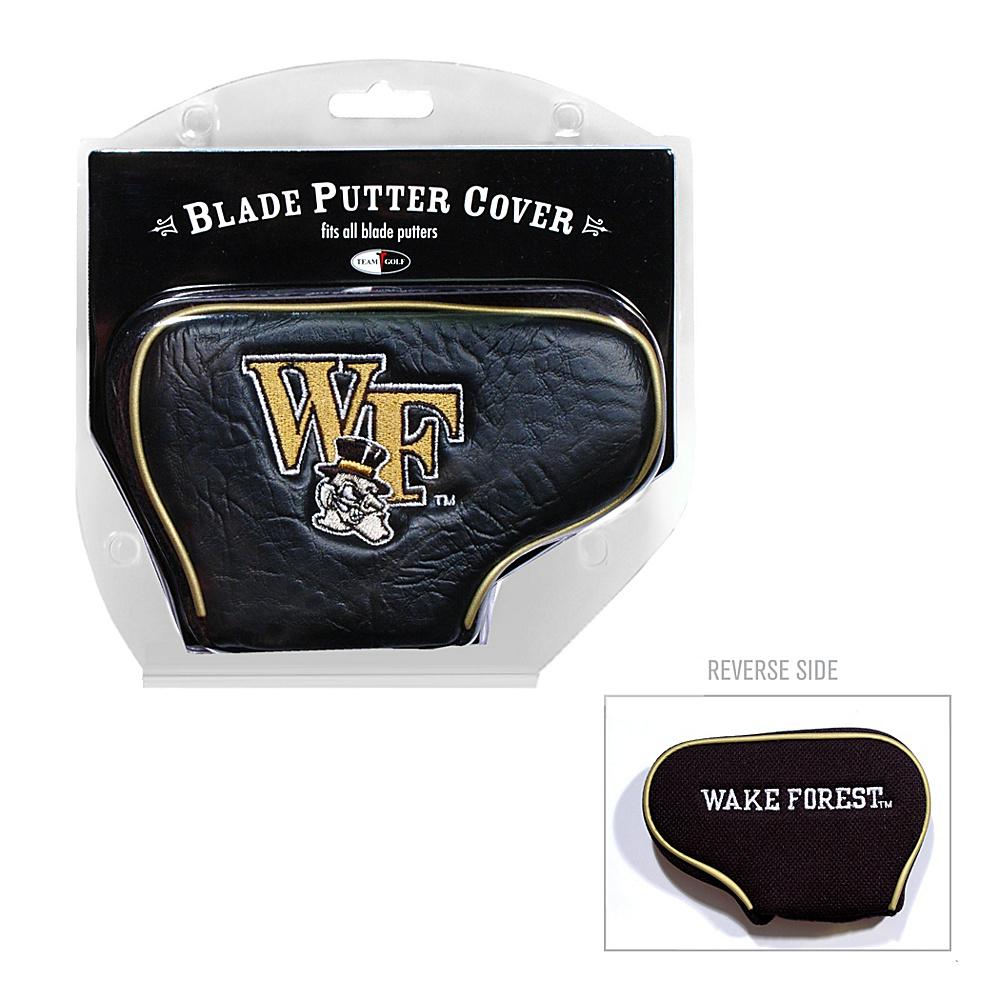 Team Golf USA Wake Forest University Demon Deacons Blade Putter Cover Team Color - Team Golf USA Golf Bags