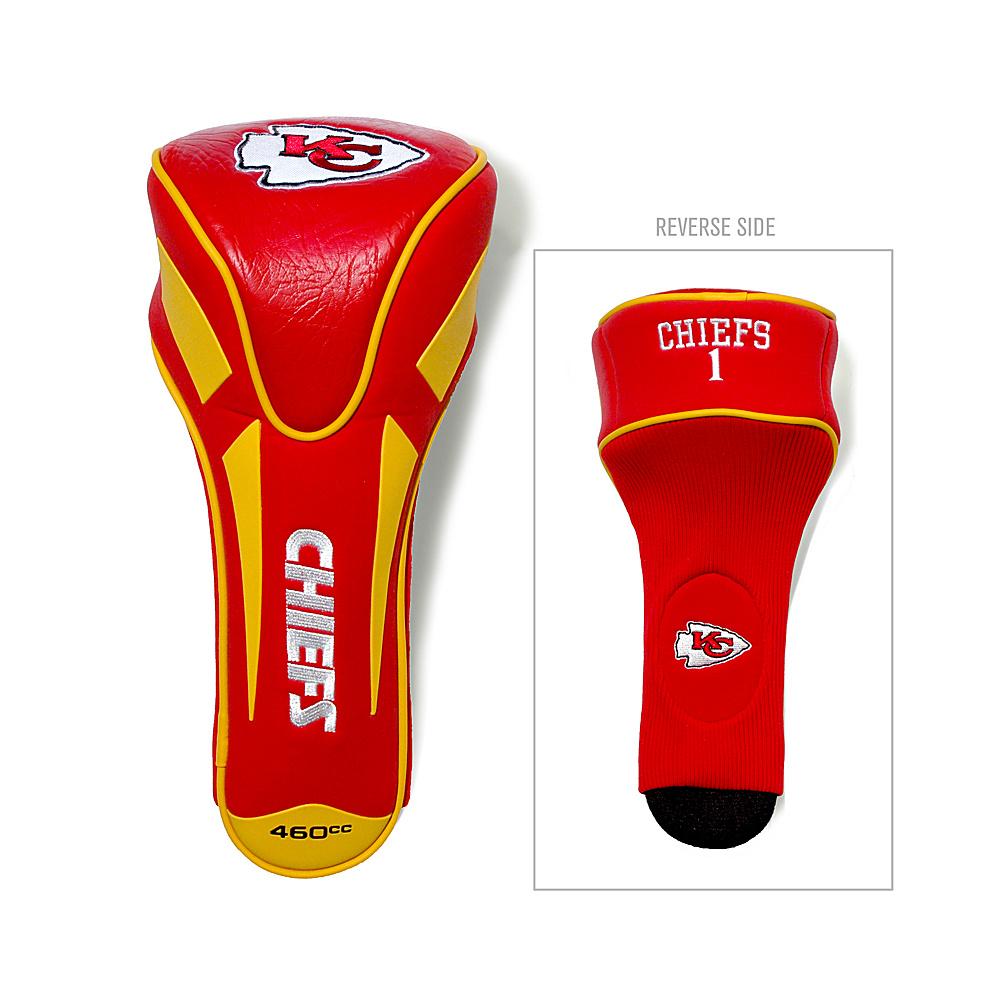 Team Golf USA Kansas City Chiefs Single Apex Headcover Team Color - Team Golf USA Golf Bags