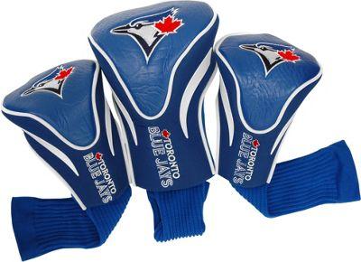 Team Golf USA Toronto Blue Jays 3 Pk Contour Head Cover T...