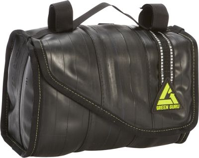 Green Guru Cruiser Cooler 6L Handlebar Bag Black - Green Guru Other Sports Bags