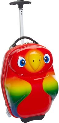 TrendyKid Popo Parrot Rolling Carry-On Parrot - TrendyKid Softside Carry-On