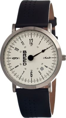 Breed Kimble Men's Watch White/Silver - Breed Watches