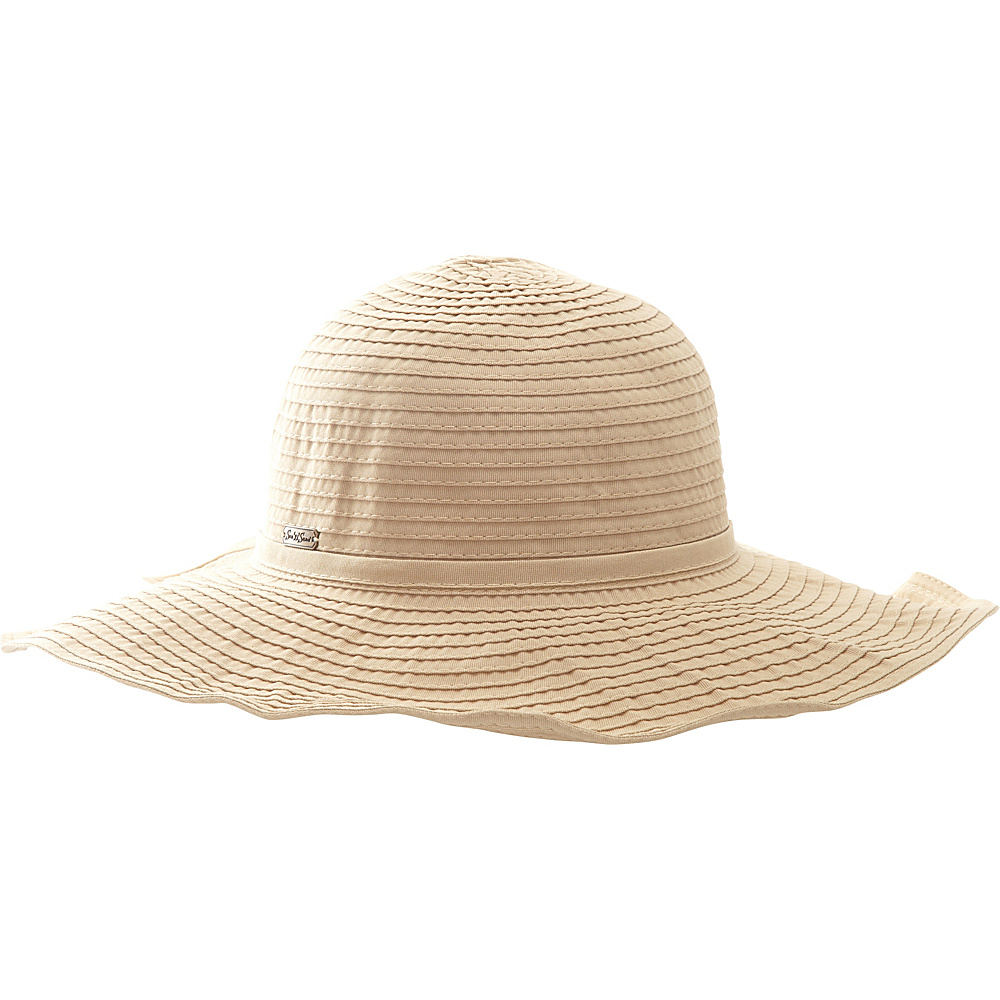 Sun N Sand Beach Basics One Size - Natural - Sun N Sand Hats - Fashion Accessories, Hats