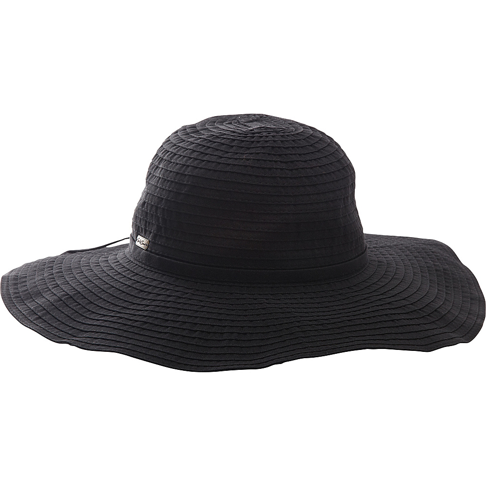 Sun N Sand Beach Basics One Size - Black - Sun N Sand Hats - Fashion Accessories, Hats