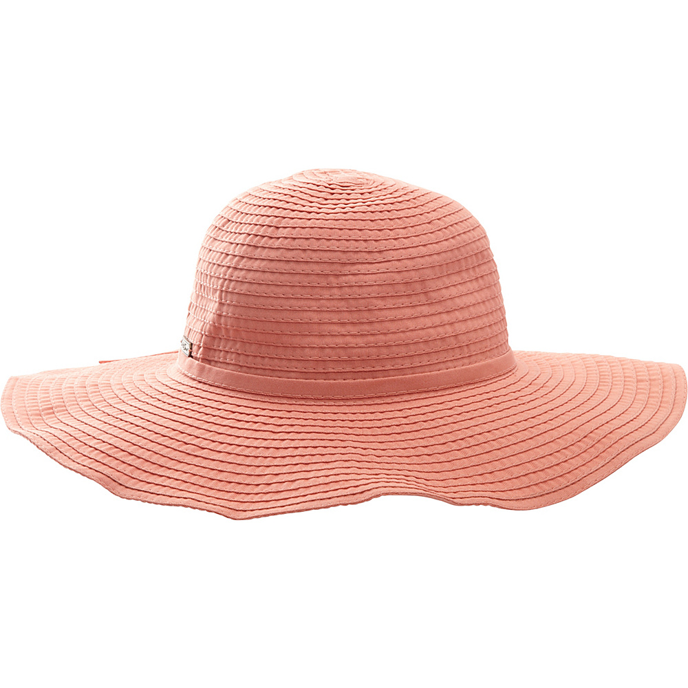 Sun N Sand Beach Basics One Size - Salmon - Sun N Sand Hats - Fashion Accessories, Hats