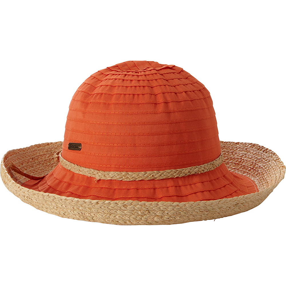 Sun N Sand Akira One Size - OrangeGreen - Sun N Sand Hats/Gloves/Scarves - Fashion Accessories, Hats/Gloves/Scarves