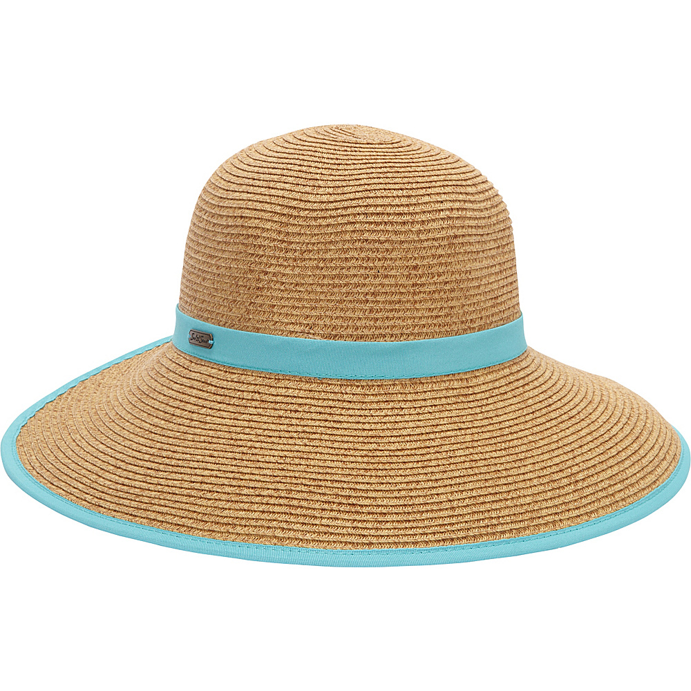 Sun N Sand French Laundry One Size - Turquoise - Sun N Sand Hats/Gloves/Scarves - Fashion Accessories, Hats/Gloves/Scarves