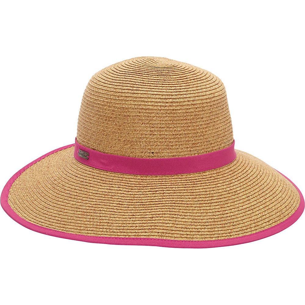 Sun N Sand French Laundry One Size - Fuchsia - Sun N Sand Hats/Gloves/Scarves - Fashion Accessories, Hats/Gloves/Scarves