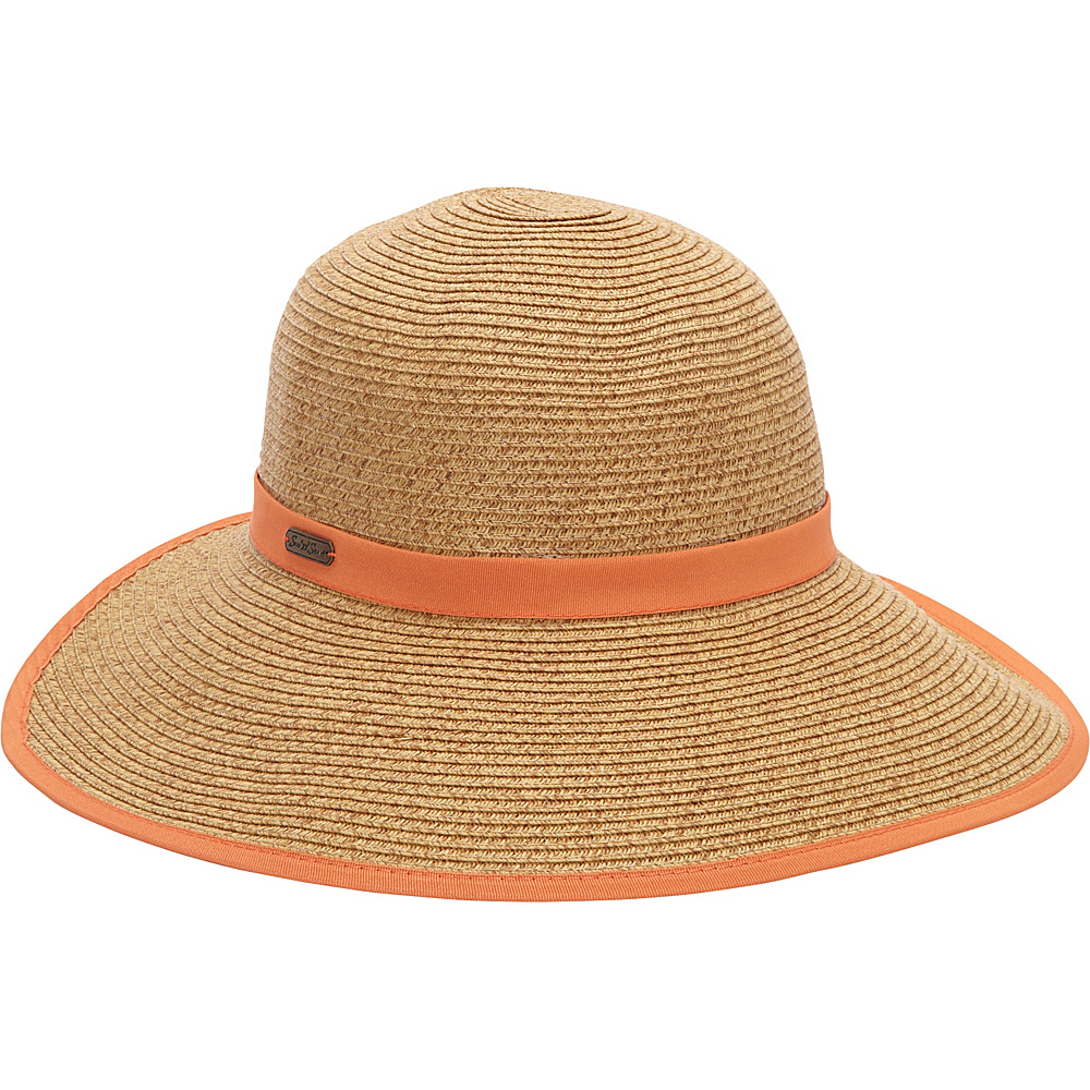 Sun N Sand French Laundry One Size - Orange - Sun N Sand Hats/Gloves/Scarves - Fashion Accessories, Hats/Gloves/Scarves