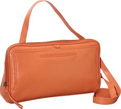 Latico Leathers Kevan Crossbody Salmon - Latico Leathers Leather Handbags
