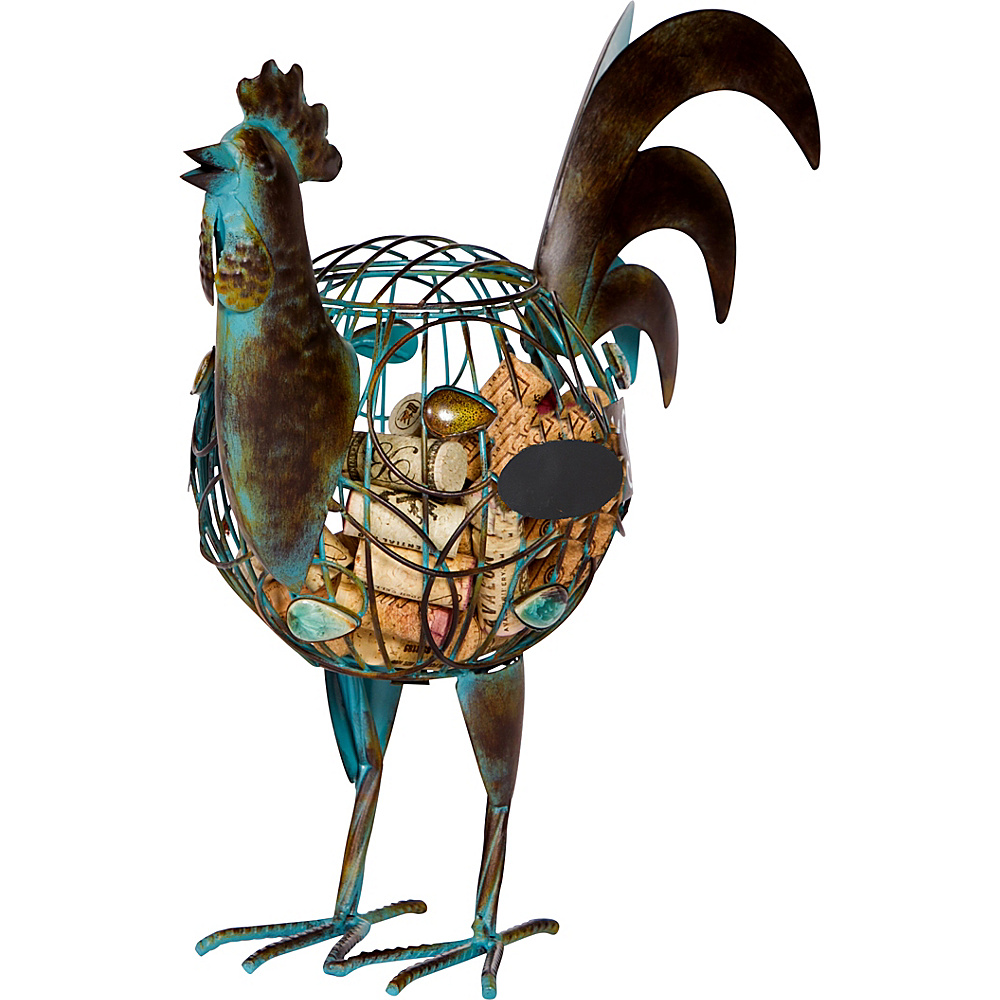 Picnic Plus Cork Caddy Rooster - Picnic Plus Outdoor Accessories