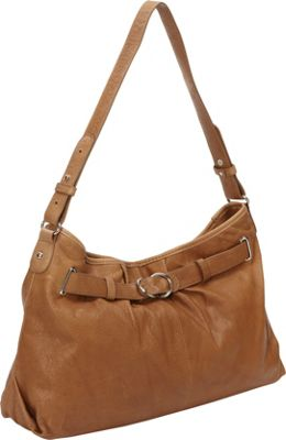 FranklinCoveyBusiness Veronica Leather Tote Latte - FranklinCoveyBusiness Ladies' Business
