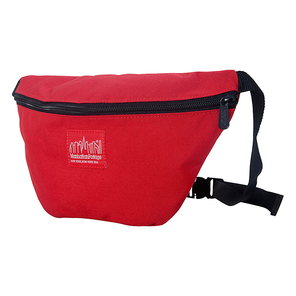 Manhattan Portage Retro Pack Red - Manhattan Portage Waist Packs - Backpacks, Waist Packs