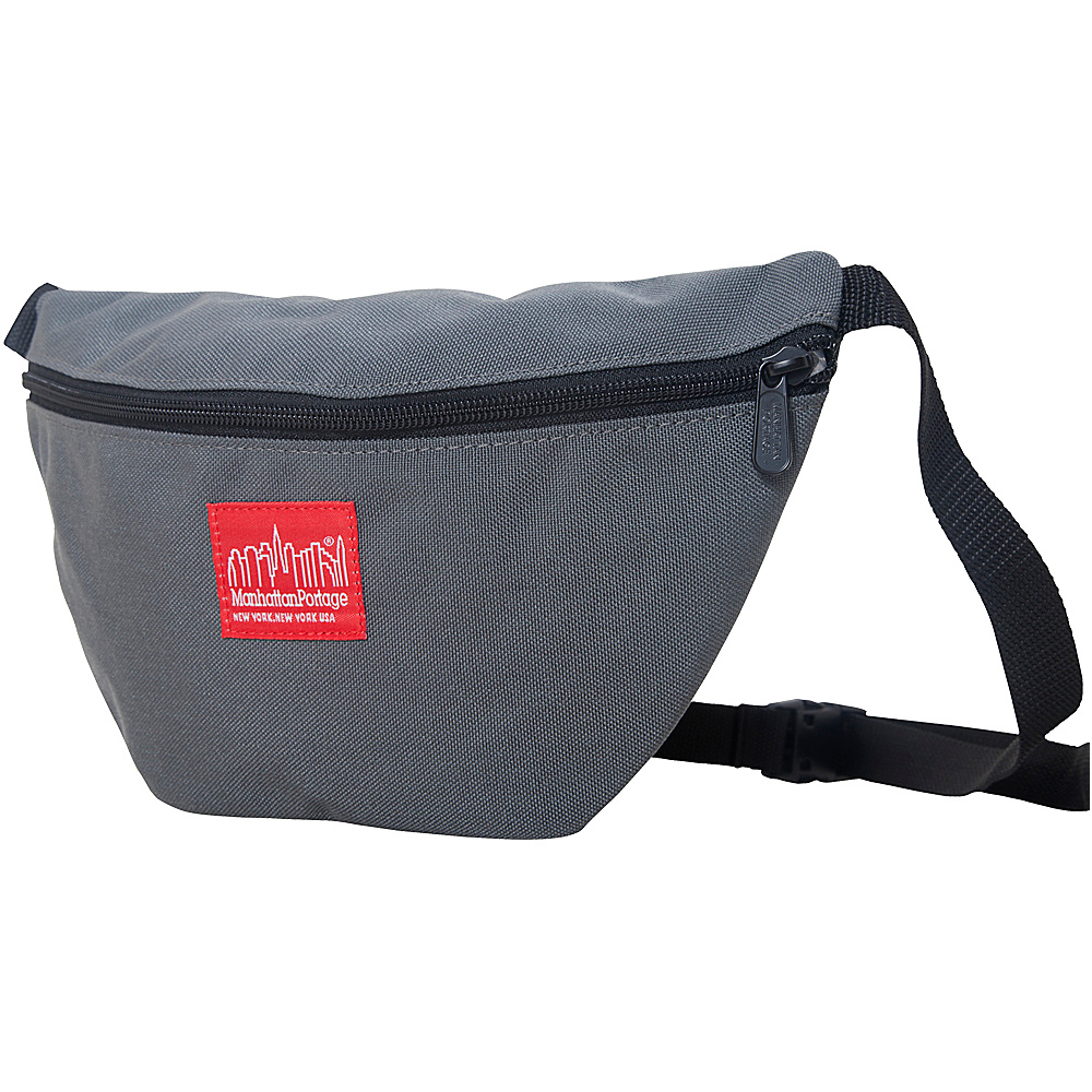 Manhattan Portage Retro Pack Gray - Manhattan Portage Waist Packs - Backpacks, Waist Packs