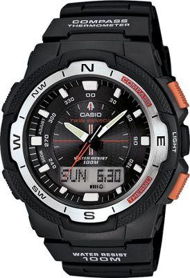 Casio Men's Ana-Digi Sport Watch Black - Casio Watches