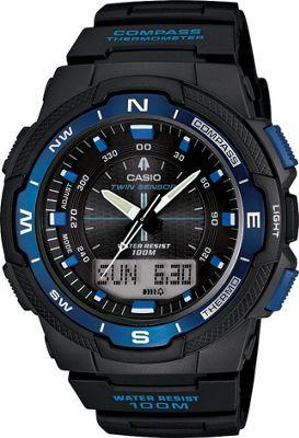Casio Men's Ana-Digi Sport Watch Blue - Casio Watches