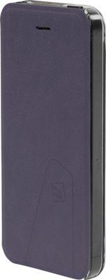 Tucano Libretto Flip Case For iPhone SE/ 5/5S Purple - Tucano Electronic Cases