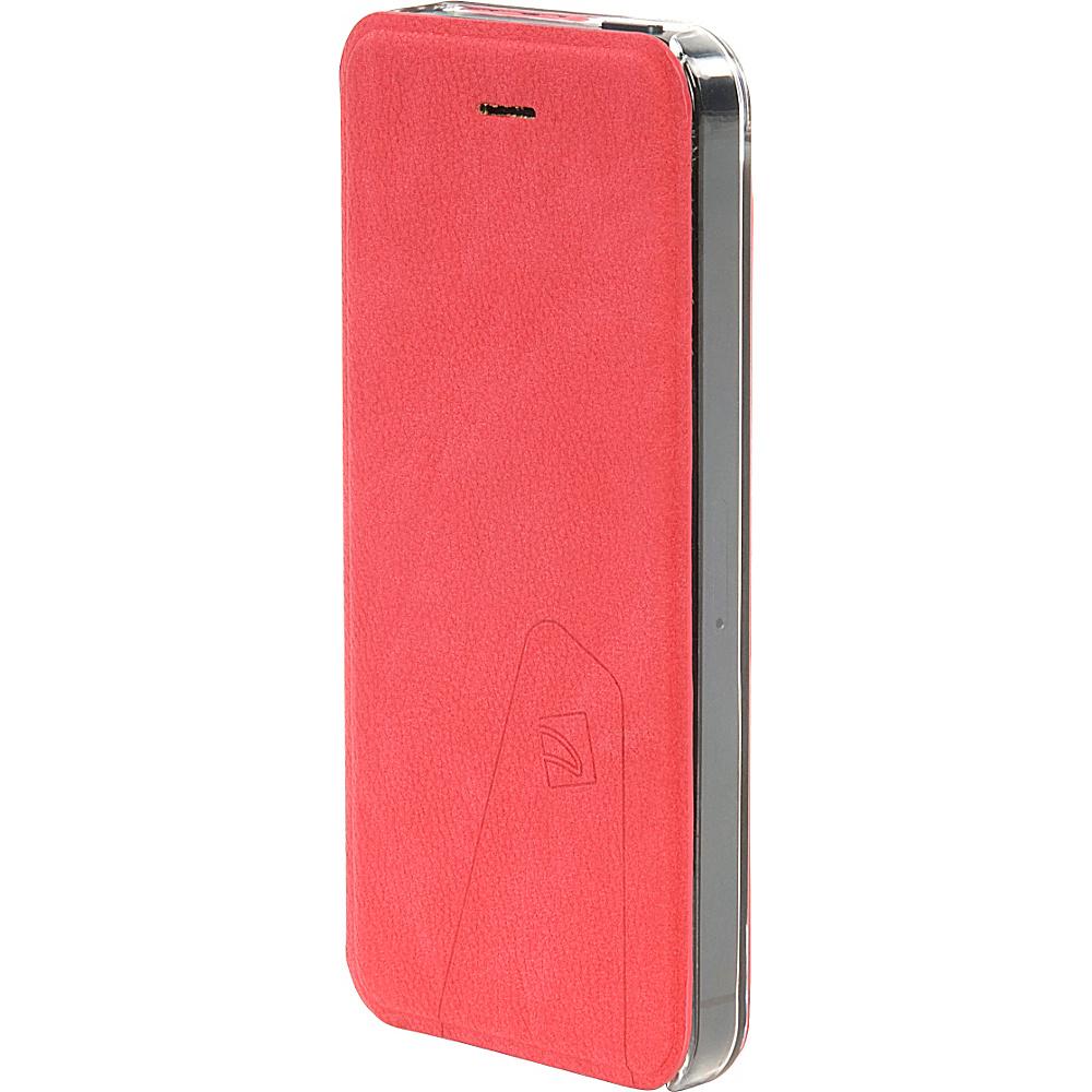 Tucano Libretto Flip Case For iPhone SE/ 5/5S Red - Tucano Electronic Cases