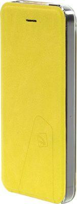 Tucano Libretto Flip Case For iPhone SE/ 5/5S Yellow - Tucano Electronic Cases